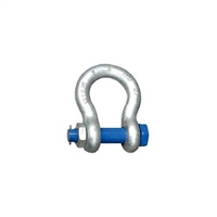 Gael Force Blue Screw Pin Bow Shackle