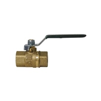 Gael Force DZR ISIS Brass Ball Valves
