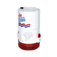 Rule 3700 Fully Automatic Submersible Pump