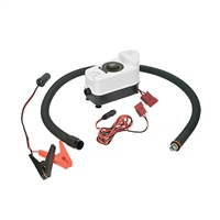 Bravo Lightweight Electric Pump - GE BP12