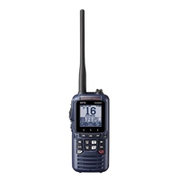 Standard Horizon HX890E DSC VHF/GPS Handheld Radio (Option: Navy Blue)