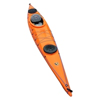 Venture Islay 14 LV Trilite Fit 4 Sport Touring Kayak with Skeg