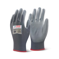 Click 2000 Puggy Polyurethane-Coated Gloves