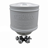 Echomax EM230C Compact Radar Reflector without Light