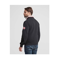 Holebrook Classic Sweater - Black Melange