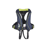 Crewsaver Ergofit+ 290N Automatic Harness Lifejacket with Light & Hood