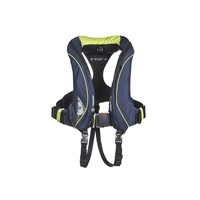 Crewsaver Ergofit+ 190N Automatic Harness Lifejacket with Light & Hood