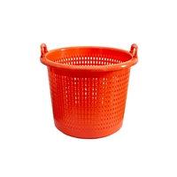 Gael Force Plastic Fish Basket with Moulded Handles