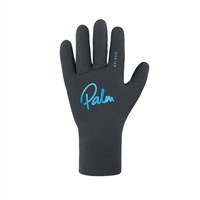 Palm High Ten Gloves - Jet Grey