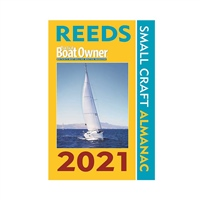 PBO Small Craft Almanac 2021 by Reeds