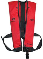 Gael Force Cruise ISO 150N Lifejacket - Manual Harness