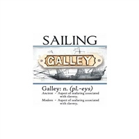 Nauticalia Greeting Cards - Sailing Definitions