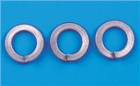 Gael Force Metric Locking Washers - Single Coil Square Section