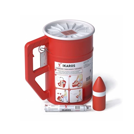 Hansson Ikaros Line Thrower  - Click to view a larger image