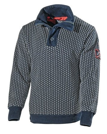 Holebrook Vinga Windproof Sweater  - Click to view a larger image