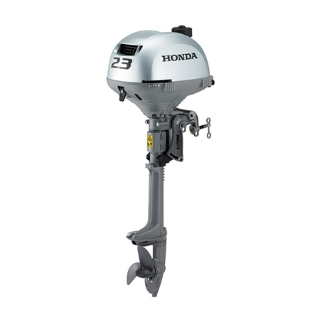 Honda 2.3hp 4-Stroke Outboard Engine - BF2.3LCHU  - Click to view a larger image