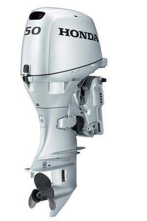 Honda 50hp 4-Stroke Outboard Motor | Gael Force Marine