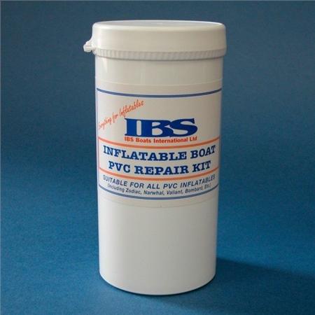 IBS Inflatable Boat Emergency Repair Kit - PVC