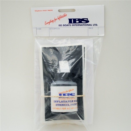 IBS Stencil Kit for PVC Inflatables