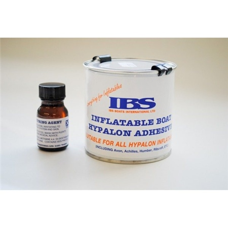 IBS Two Part Hyplalon Adhesive 250ml