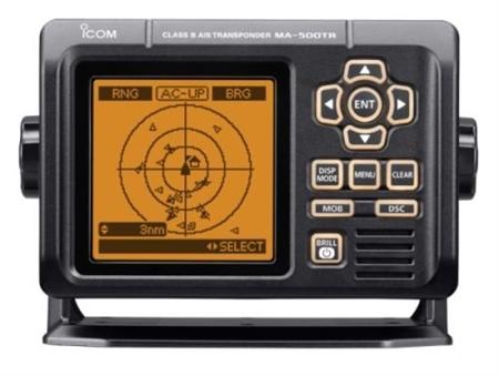 Icom MA-500TR Dual Channel AIS Transponder
