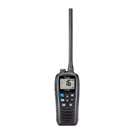 Icom M25 Handheld VHF Radio  - Click to view a larger image