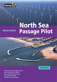 Imray The North Sea Passage Pilot