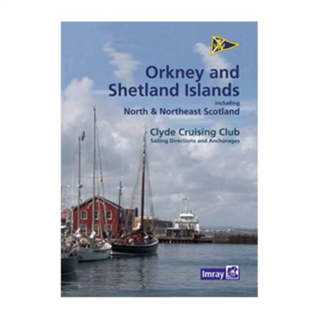 Imray Clyde Cruising Club's Orkney & Shetland Islands  - Click to view a larger image