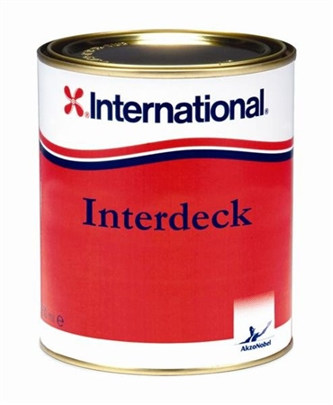 International Interdeck Paint 750ml  - Click to view a larger image