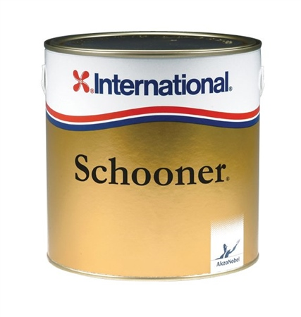 International Schooner Premium Varnish  - Click to view a larger image