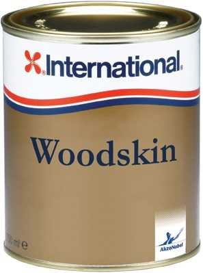 International Woodskin Natural Teak 750ml  - Click to view a larger image