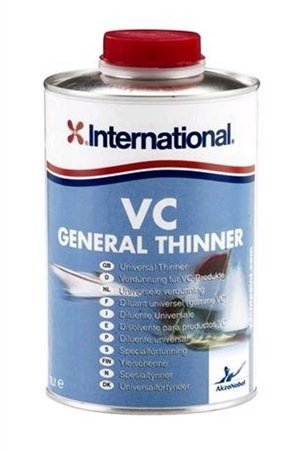 International VC General Thinner 1ltr  - Click to view a larger image