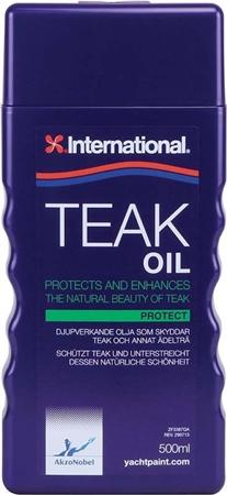 International Teak Oil 500ml