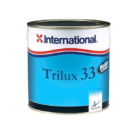 International Trilux 33 Antifouling 2.5ltr  - Click to view a larger image