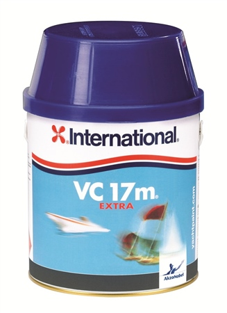 International VC 17m Extra Antifouling 2ltr  - Click to view a larger image