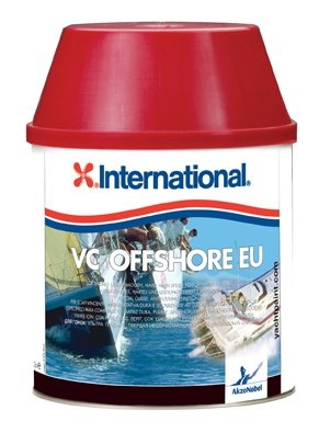 International VC Offshore EU Antifouling 2Ltr  - Click to view a larger image