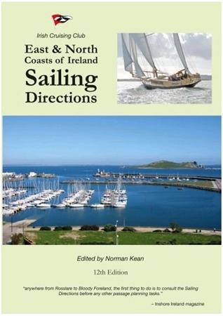 Irish Cruising Club East And North Coasts Of Ireland