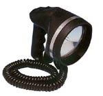 Aquasignal Bremen Portable Halogen Searchlight 12v