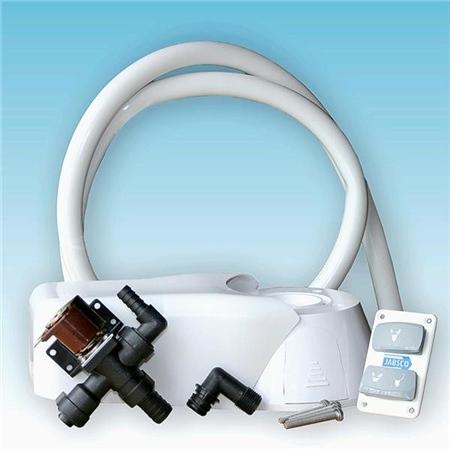 Jabsco Quiet Flush Elec Toilet Conversion Kit Gael Force Marine