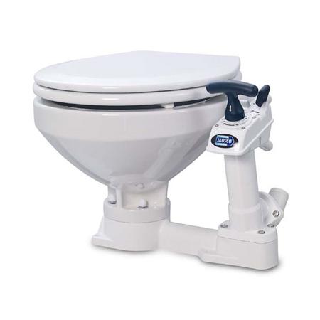 Jabsco Twist n Lock Toilet - Regular Bowl  - Click to view a larger image
