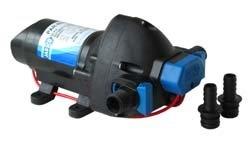 Jabsco Par-Max 1.9 Pressure Controlled Pump 12v DC
