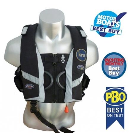 Kru Sport Pro Lifejacket 175N