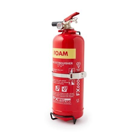 FX AFFF Foam Extinguisher 6ltr