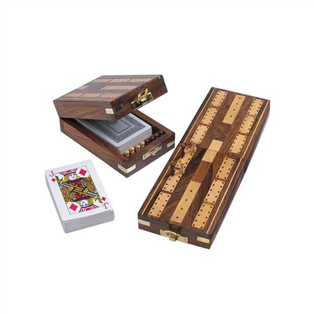 Nauticalia Cribbage Set  - Click to view a larger image