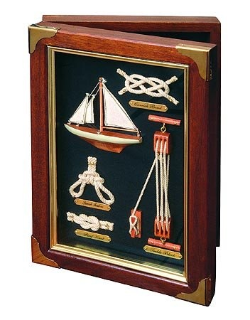 Nauticalia Knotboard Keybox