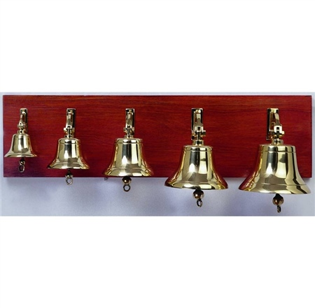 Nauticalia Ocean Range Ships Bell  - Click to view a larger image