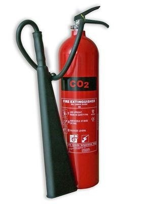 FX CO2 Extinguisher 2kg  - Click to view a larger image