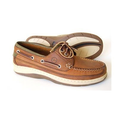 Orca Bay Mens Deck Shoe - Squamish Sand  - Click to view a larger image