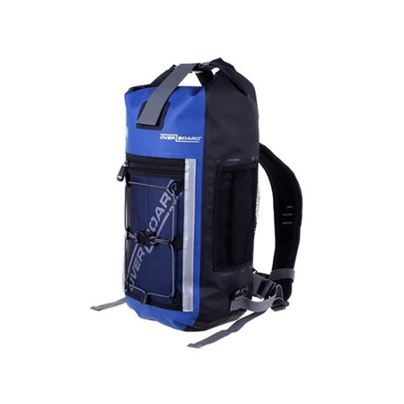 Overboard Waterproof Pro-Sports Backpack - 20ltr Blue  - Click to view a larger image