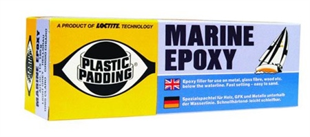 Plastic Padding Marine Epoxy Filler 270g  - Click to view a larger image